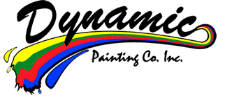 Dynamic Painting Company Logo